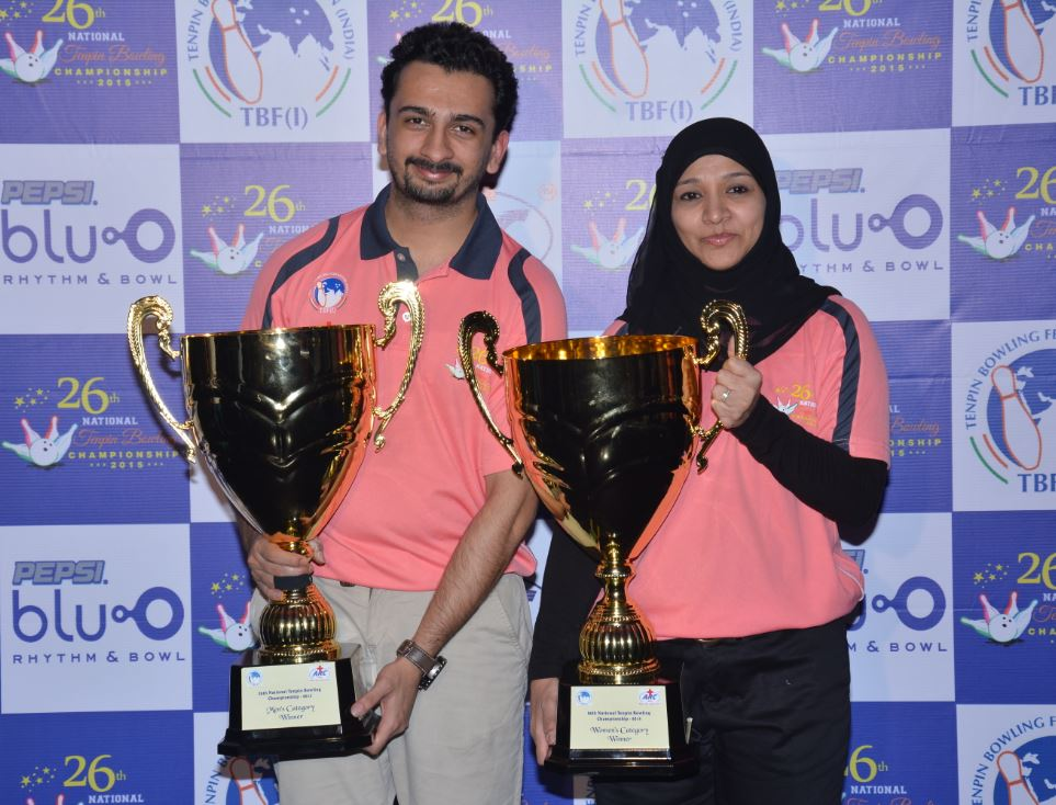 Accident Relief Care 26th National Tenpin Bowling Championship 2015