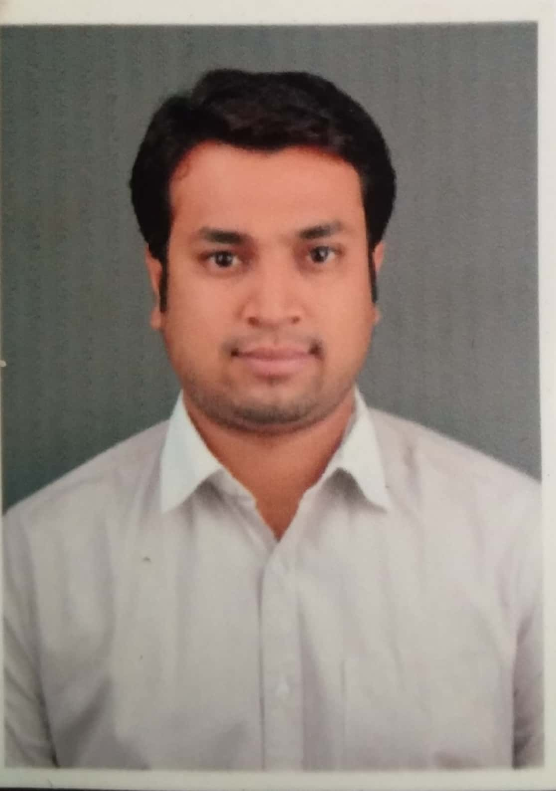 Mr. Vijay Krishna Dasari