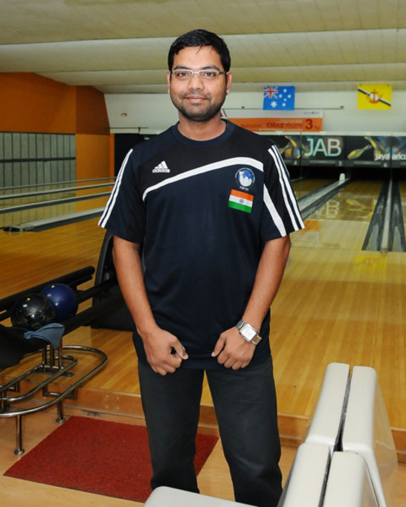 Parvez Ahmed Finishes 6th at the 15th Chinese Taipei International Open Bowling Championships