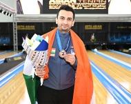 Dhruv Sarda wins Silver at 25th Asian Tenpin Bowling Championship 2019